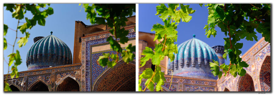 UZ0034.Samarkand.Registan.Sher Dor Medressa