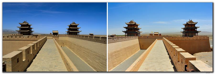 CN0115.Jiayuguan.Festung