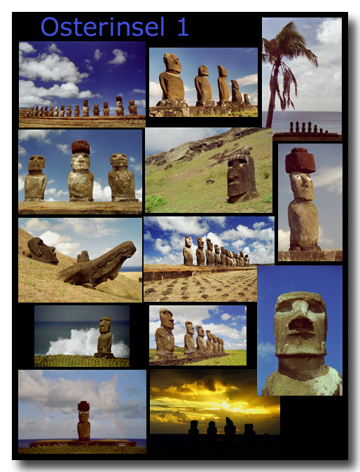 Osterinsel 1 / Easter Island 1