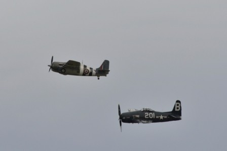 L119 Grumman Wildcat + Bearcat