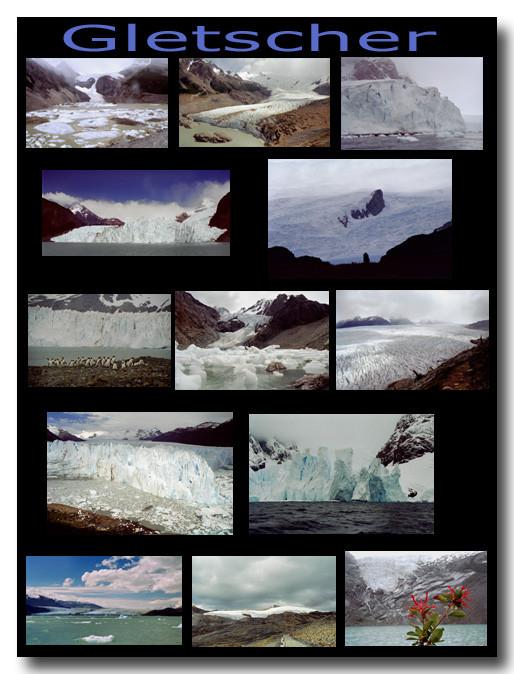 Gletscher / Glaciers