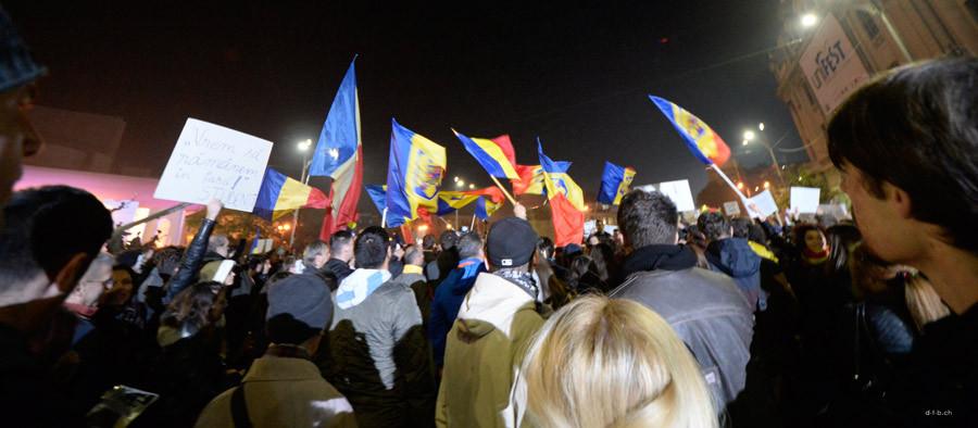 ROB030.Bukarest.Demonstration