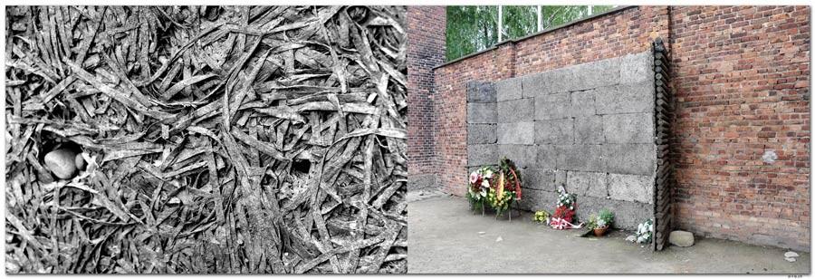 PL019.Auschwitz.Erschiessungswand
