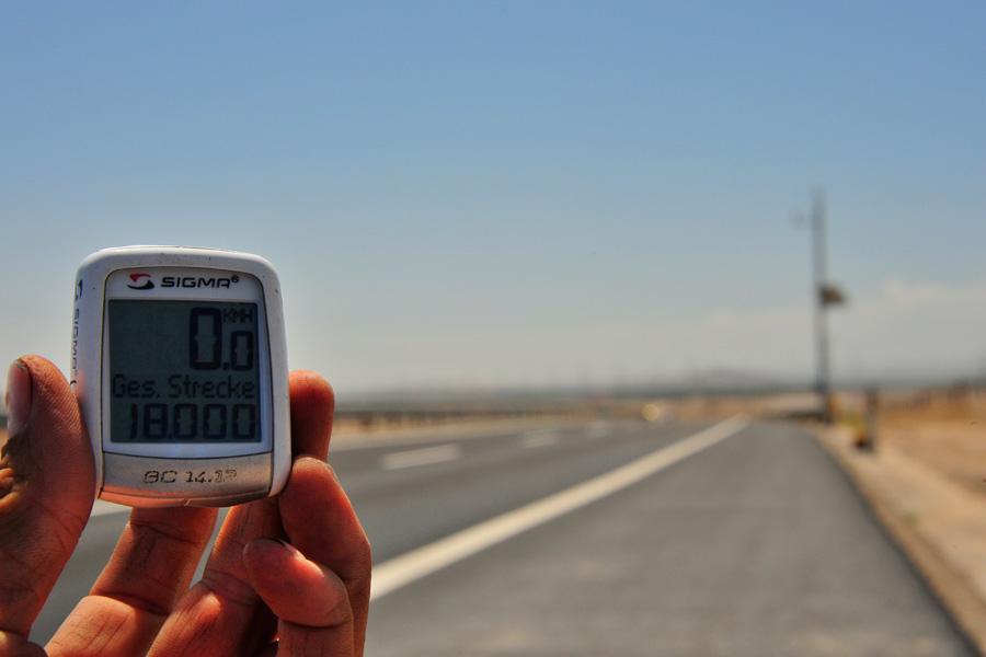 18'000 km