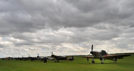 L077 Spitfires