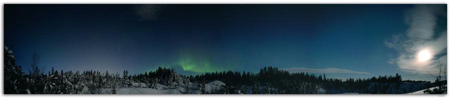 SE0115.Nordlichtpanorama