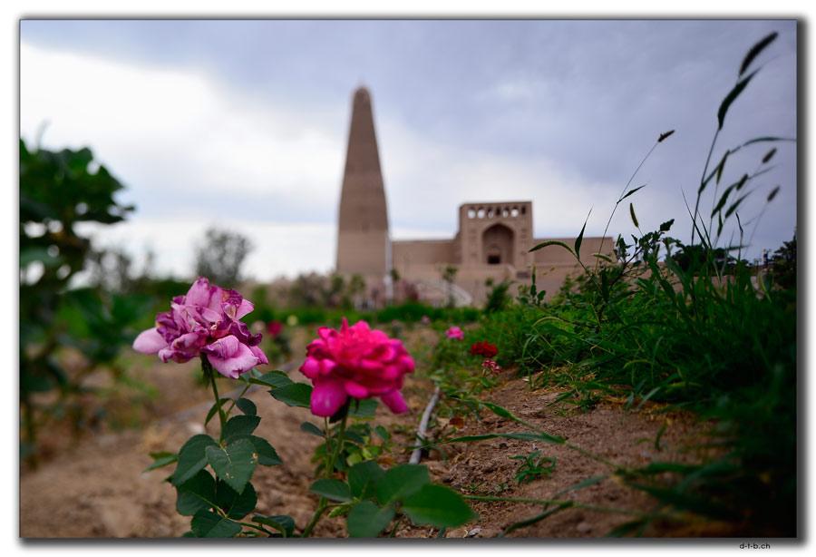 Emei-Minaret