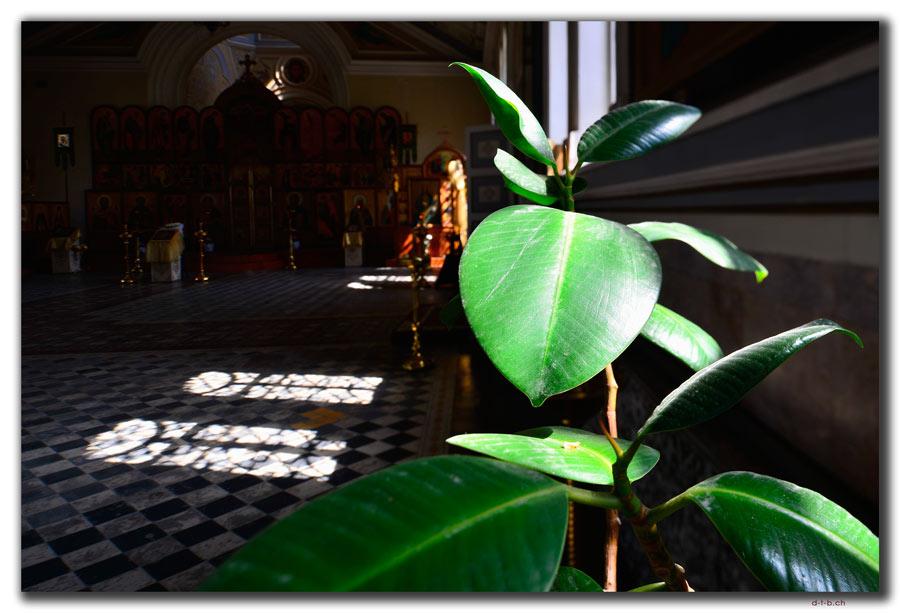 Samarkand.St.Aleksi Cathedral
