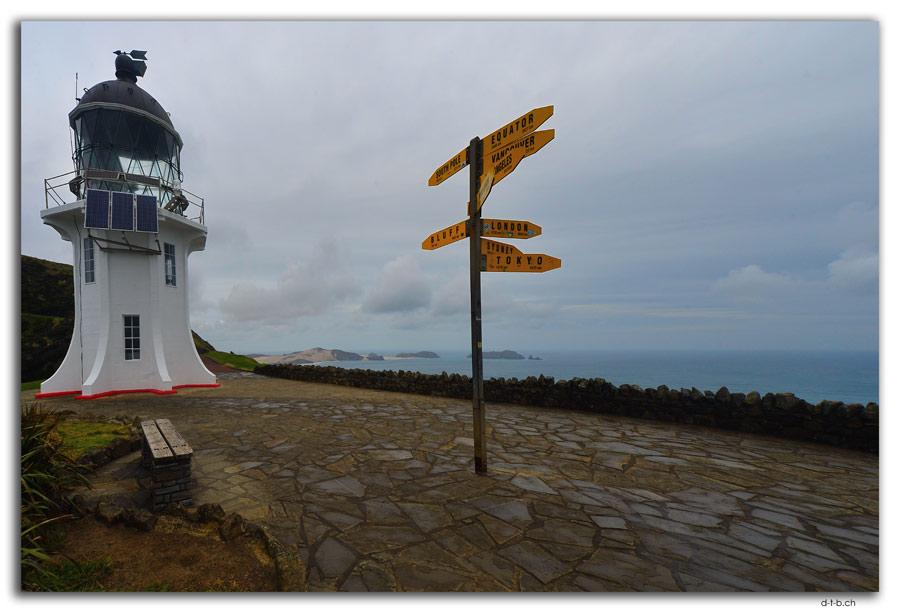 Cape Reinga, Lighthouse