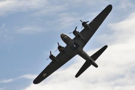L091 B-17 Flying Fortress