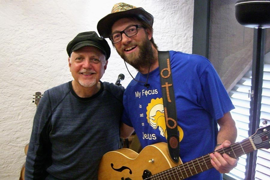 Phil Keaggy & d-t-b