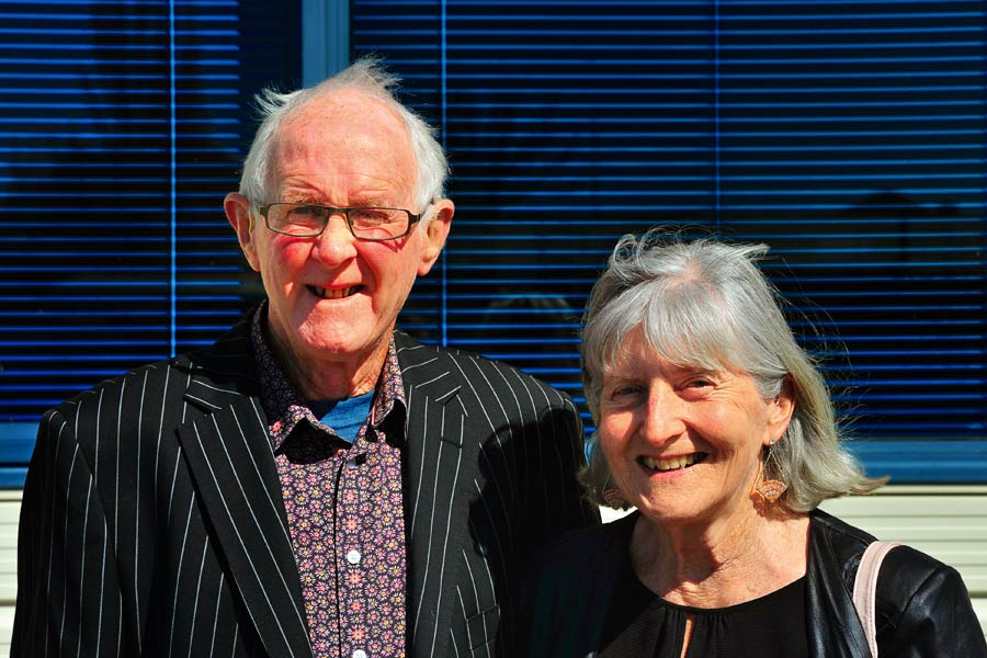 Graeme & Maebry