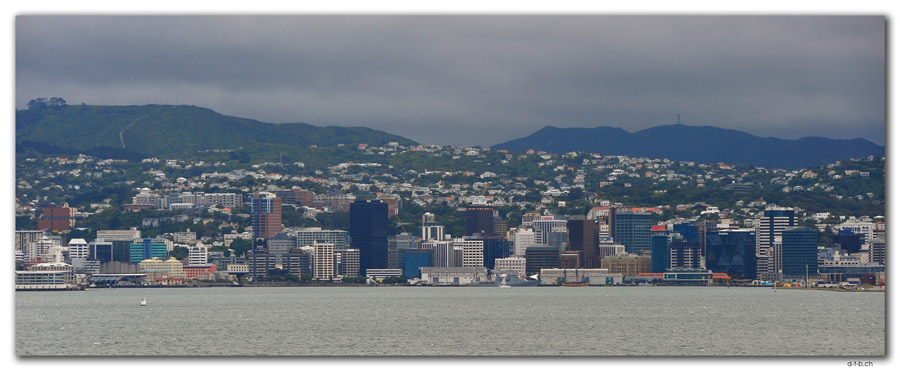 NZ0473.Wellington CBD
