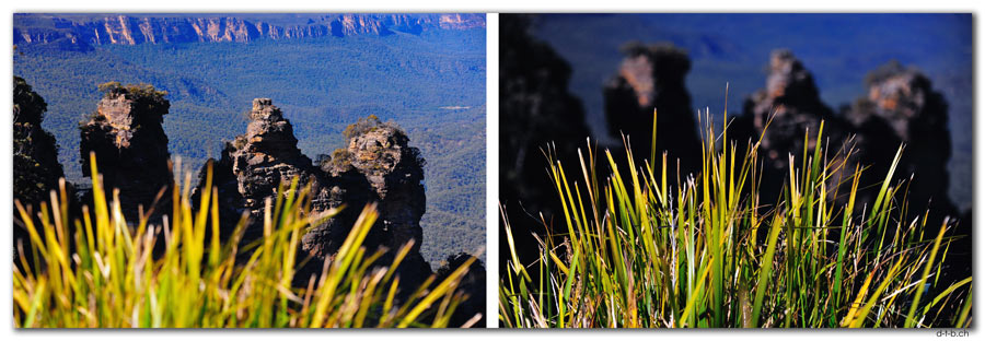 AU1714.Blue Mountains.Three Sisters