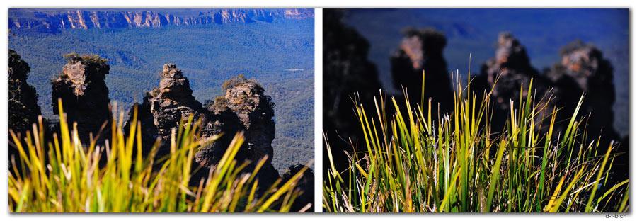 AU1714.Blue Mountains.Three Sisters