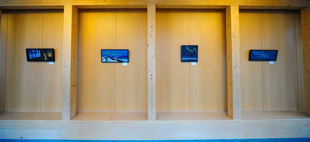 Ausstellung,Hochgebirgsklinik Davos Wolfgang