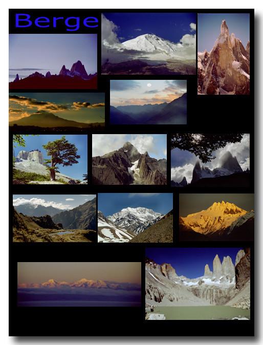 Berge / Mountains