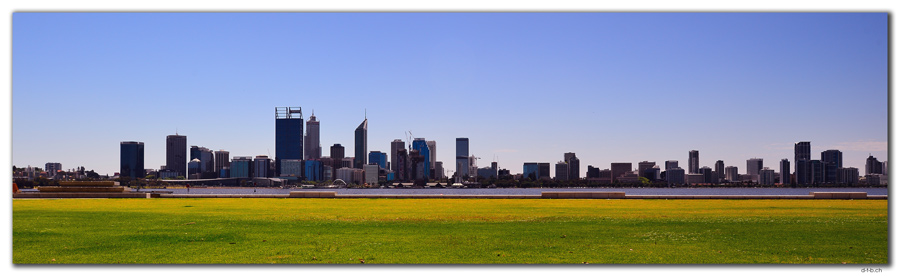 AU0695.Perth.City Panorama
