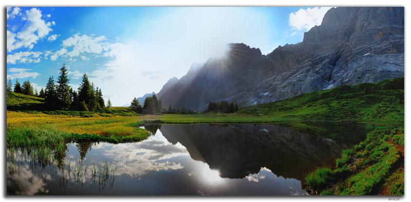 GW0129. Grosse Scheidegg Seeli
