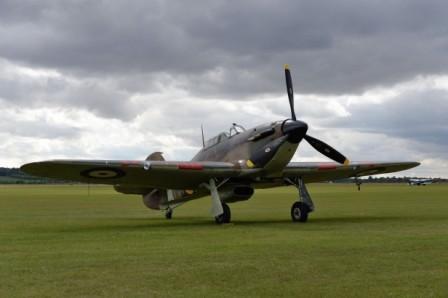 L079 Hawker Hurricane