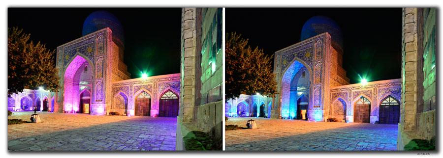 UZ0068.Samarkand.Registan.Tilla-Kari Medressa