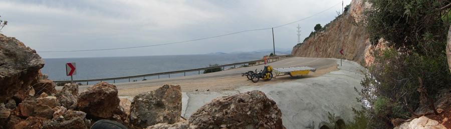TR: Solatrike an der Mittelmeerküste
