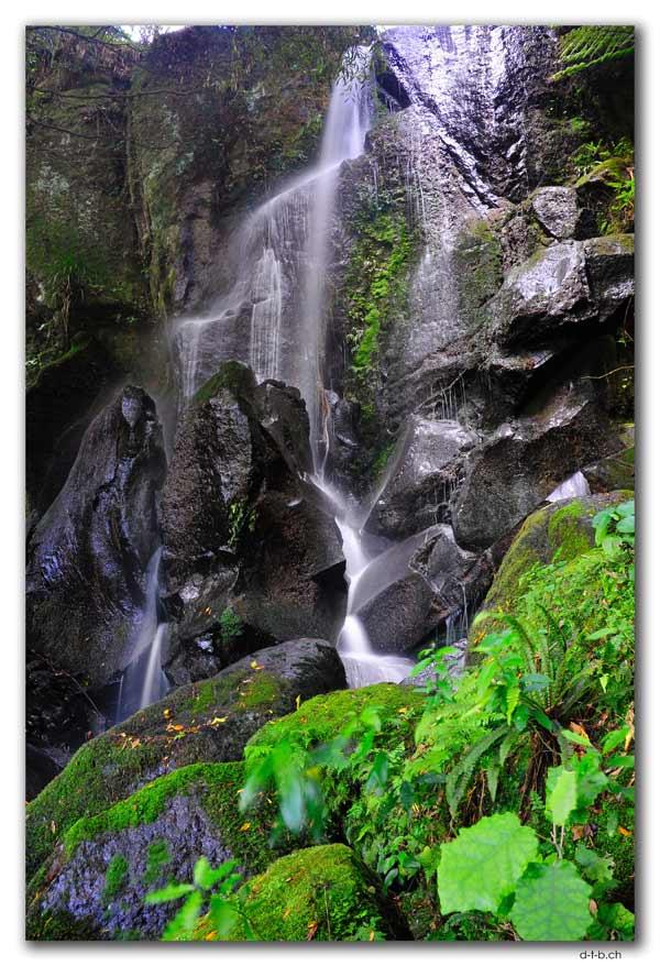 Near Madonna Falls