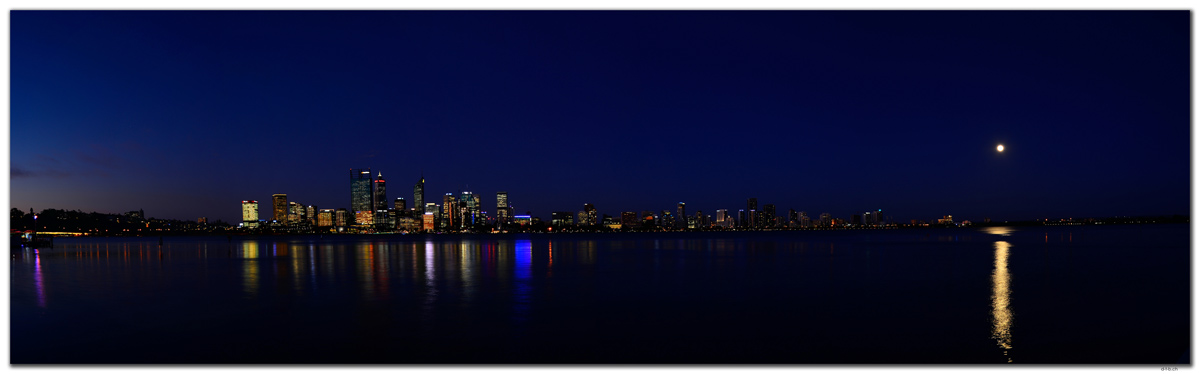 AU0727.Perth at night
