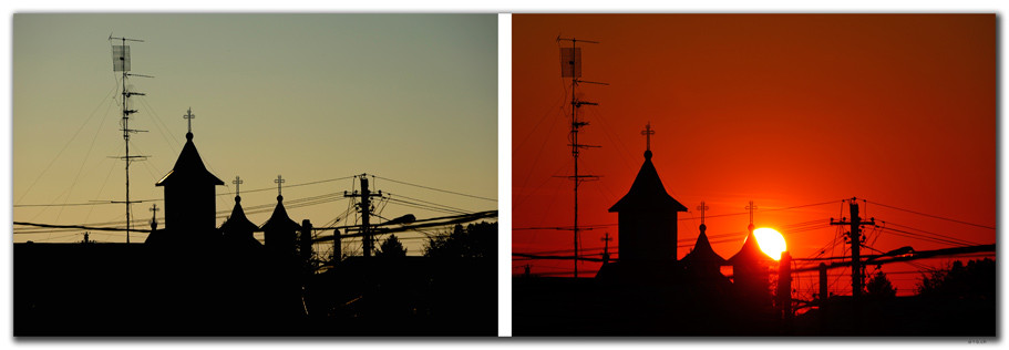 RO0190.Bukarest.Sonnenuntergang