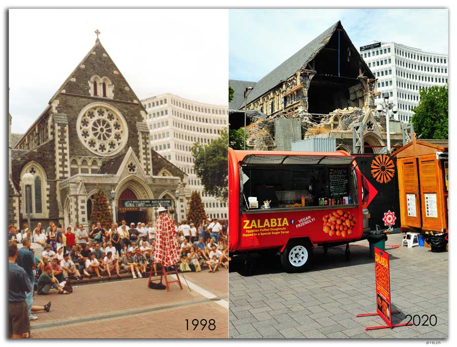 Cathedral 1998+2020