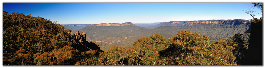 AU1715.Blue Mountains.Three Sisters