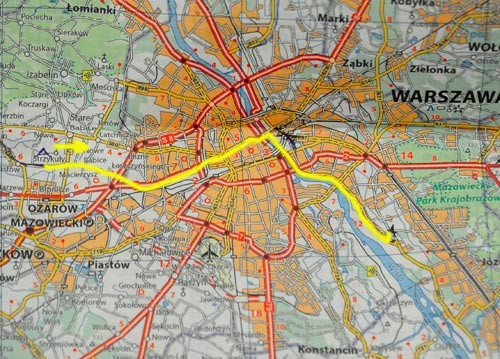 Tag 11: Kaputy - Wok (Warszawa)