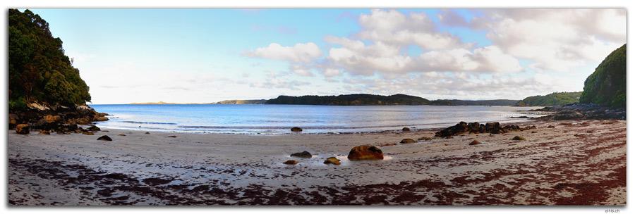 NZ0840.Stewart Island.Oban.Evening Cove