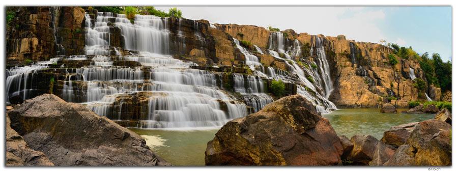 VN0316.Pongour Falls