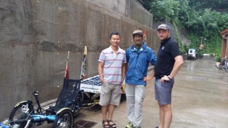 CN: Nathan, David & Sebastian in Beijing (Photo: Nathan)