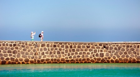 Spanien,Lanzarote.Arrecife1