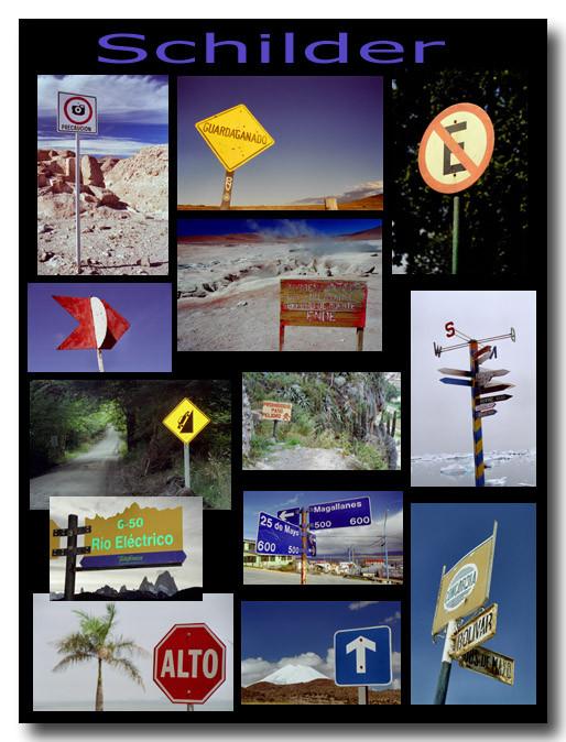 Schilder /Signs
