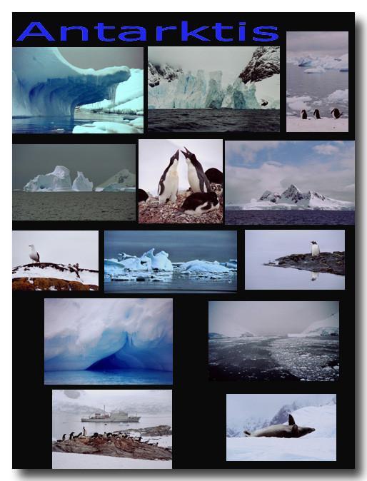 Antarktis / Antarctica