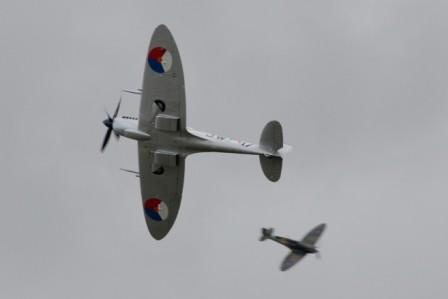 L117 Spitfire MkIX