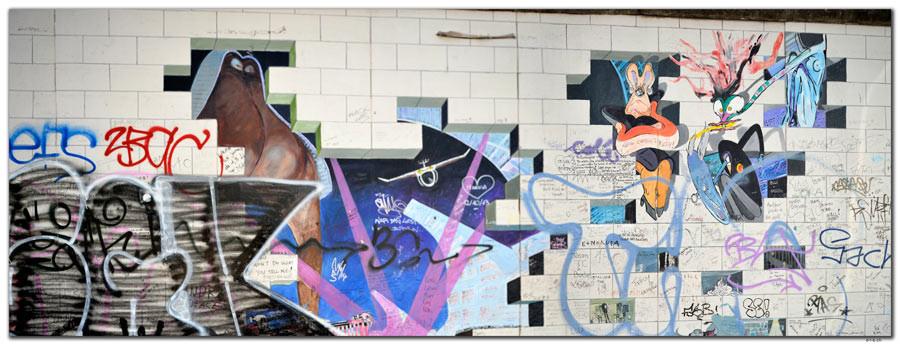 DE274.Berliner Mauer