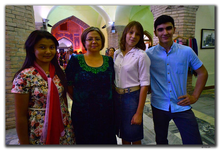 Samarkand.Registan.Usbeken