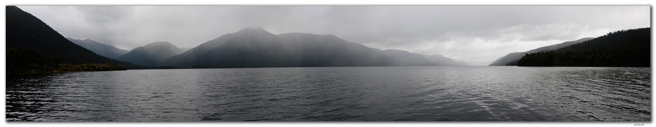NZ0675.Nelson Lakes N.P.Lake Rotoroa
