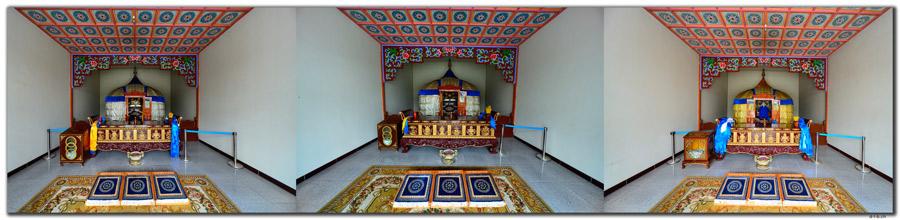 CN0256.Genghis Khan Mausoleum