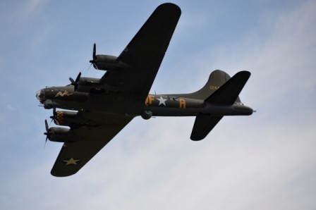 L092 B-17 Flying Fortress