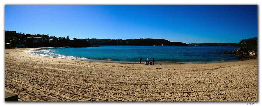 AU1538.Sydney.Balmoral Beach