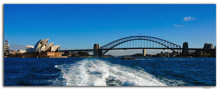 AU1612.Sydney.Opera House + Harbour Bridge