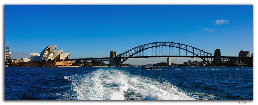 AU1612.Sydney.Opera House + Harbour Bridge
