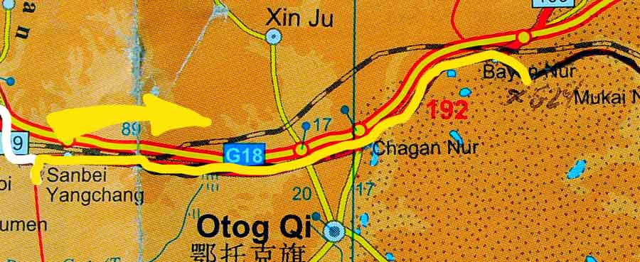 Tag 251: Husbandry Yizu 牧业一组 - Xiaohu 小湖