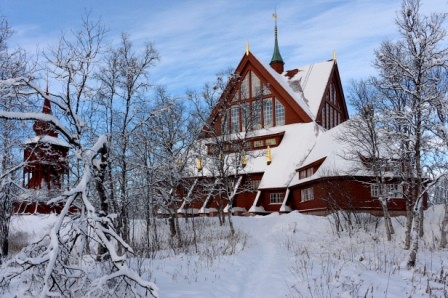 SE0038 Kiruna Kyrka