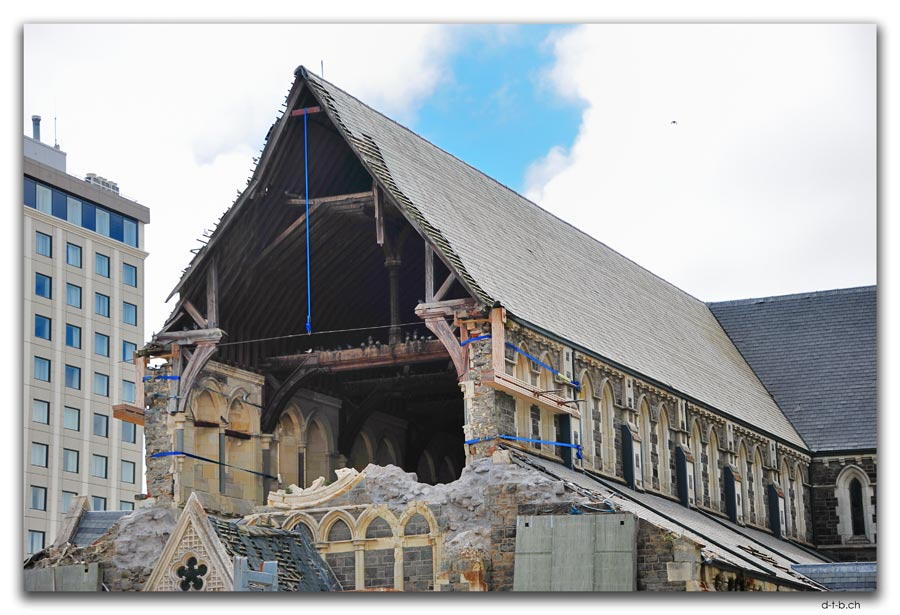 Christchurch.Cathedralruin